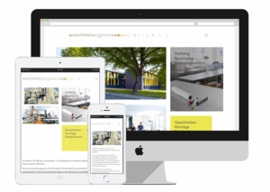 Website Architekturagentur Stuttgart